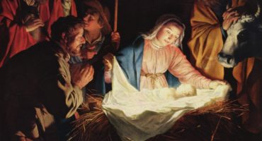 An image of the Nativity of the Lord