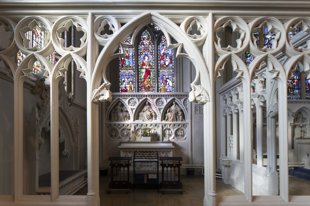 image of the Lee Chantry Chapel