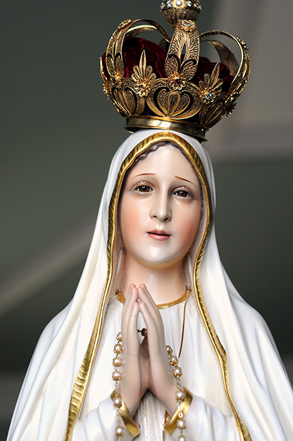 Image of Statue of Our Lady of Fatima